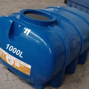 Bồn nhựa 1.000 lít ngang Đại Thành