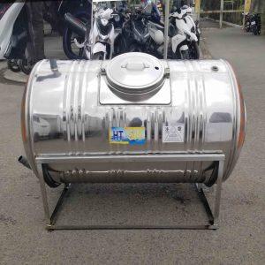BỒN NƯỚC INOX HWATA 500L NGANG