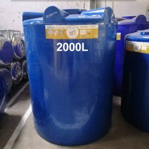Bồn nhựa 2000 lít Đại Thành