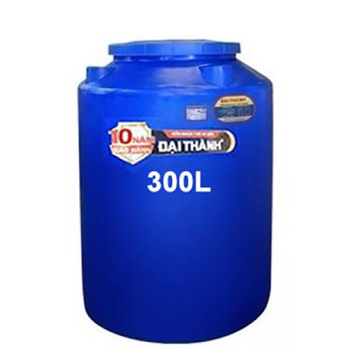 Bồn nhựa Đại Thành 300 lít