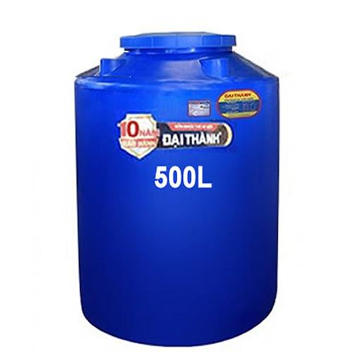 bồn nhựa 500 lít Đại Thành