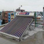 Máy nước nóng năng lượng mặt trời 180l đại thành