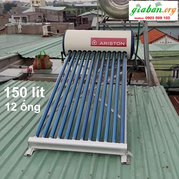 máy nước nóng mặt trời Ariston 150L