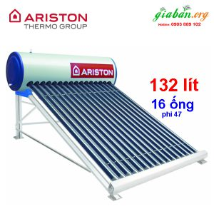 may nuoc nong nang luong mat troi ariston 132l