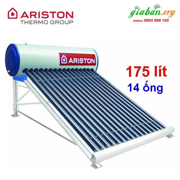 Máy nước nóng năng lượng mặt trời Ariston 175l
