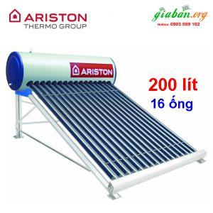giá bình nước nóng năng lượng mặt trời Ariston 200l