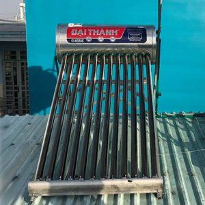máy nước nóng mặt trời tân á đại thành 130 lít tại quận 11