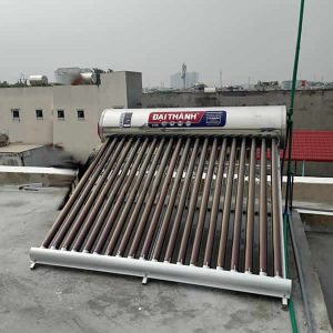 Máy nước nóng năng lượng mặt trời Đại Thành 215 lít