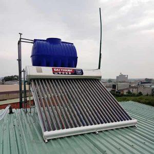 Máy nước nóng mặt trời 215l tân á Đại Thành