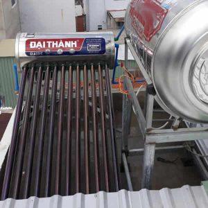 máy nước nóng mặt trời tân á đại thành 130 lít tại quận 6