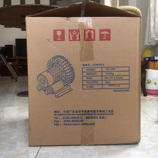 Máy bơm con sò GF750