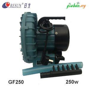 máy thổi oxy resun gf250