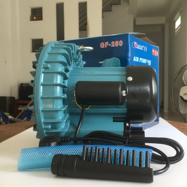 Máy bơm ôxy resun GF250