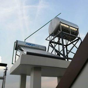 Máy nước nóng năng lượng mặt trời AQua 220l PPR