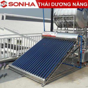 GIá máy năng lượng mặt trời Sơn Hà 260L