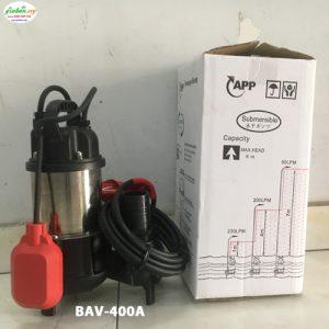 MÁY BƠM NƯỚC APP BAV-400A