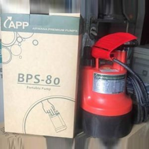 MÁY BƠM APP BPS-80