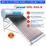 Máy nước nóng năng lượng mặt trời Megasun 300l KAA-N