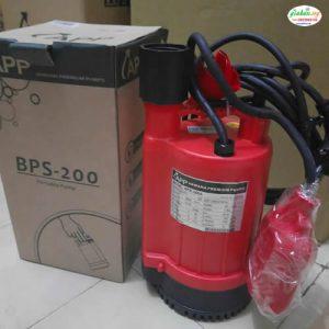 MÁY BƠM NƯỚC APP BPS-200A