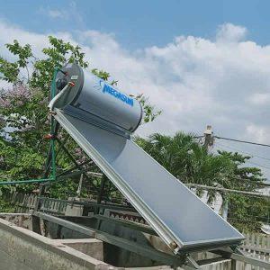 Máy nước nóng mặt trời megasun 200L chịu áp