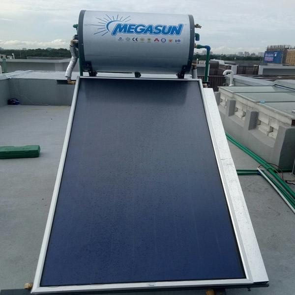 Máy nước nóng mặt trời megasun 150L chịu áp