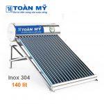 Máy nước nóng năng lượng mặt trời toàn mỹ 140l