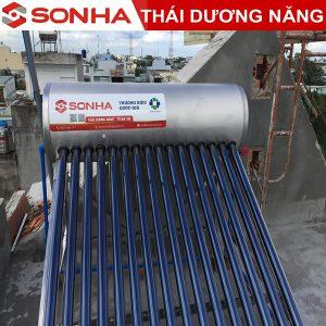 GIá máy nước nóng mặt trời Sơn Hà 260L
