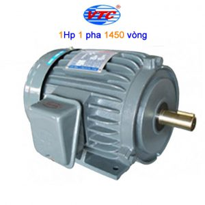 motor vtc 1hp 1phase 1450rpm