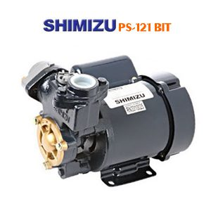 bơm shimizu PS121 bit