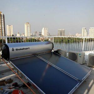 Máy năng lượng mặt trời Solahart 300l