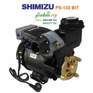 Máy bơm tăng áp điện tử Shimizu PS 133 bit
