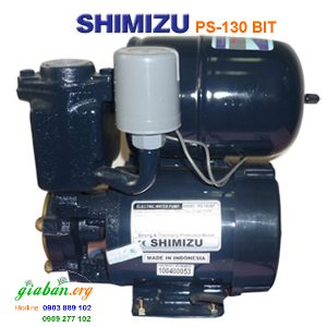 Giá máy bơm shimizu PS 130 Bit