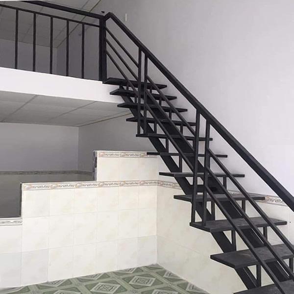 mẫu cầu thang sắt hộp