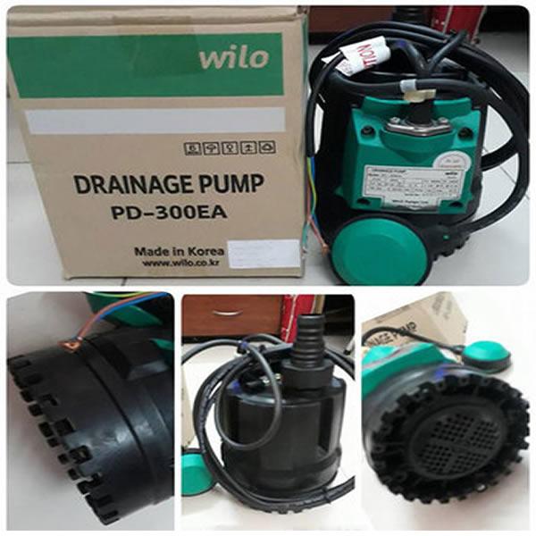 Máy bơm Wilo PD-300EA