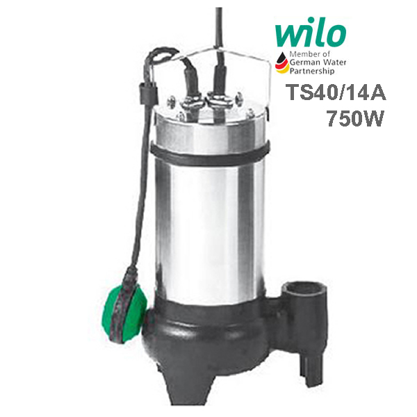 Máy bơm nước thải TS40/14A