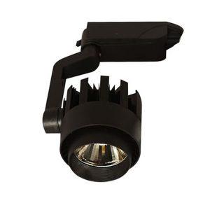 đèn rọi ray 20w COB đen