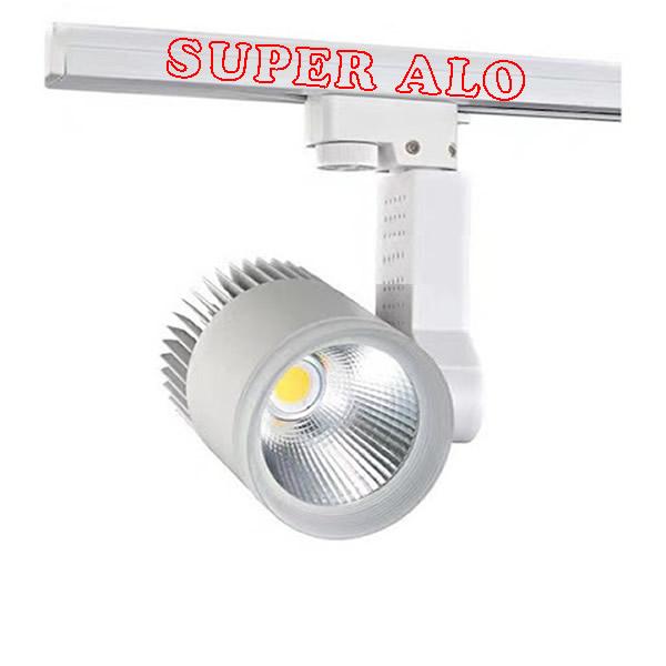 Đèn rọi ray 30w (COB R9)