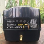 máy bơm oxy tich điện hailea CPA60
