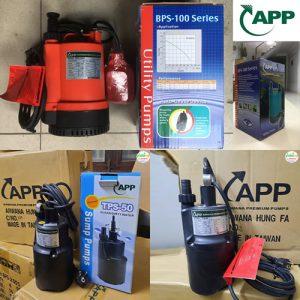 Máy bơm nước BPS và TPS