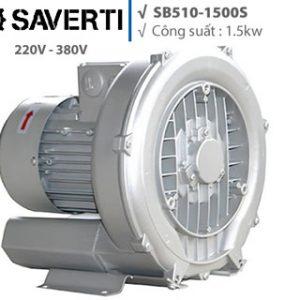 MÁY THỔI OXY SAVERTI SB510-1500S