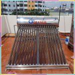 Máy nước nóng năng lượng mặt trời Oceanus 220l PP-R